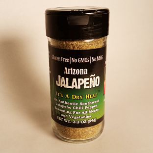 Arizona Jalapeno Spice