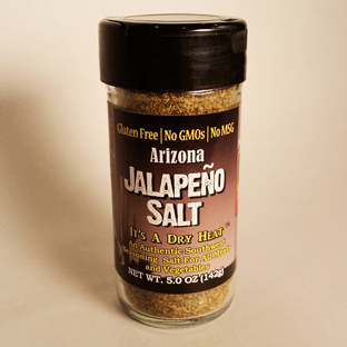 Arizona Jalapeno Salt