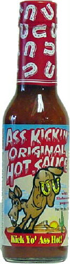 Ass Kickin' Original Hot Sauce