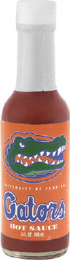 Florida Gators Hot Sauce