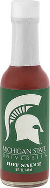 Michigan State Spartans Hot Sauce