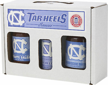 North Carolina Tarheels Tailgate Party PacK