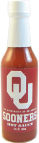 Oklahoma State Cowboys Hot Sauce