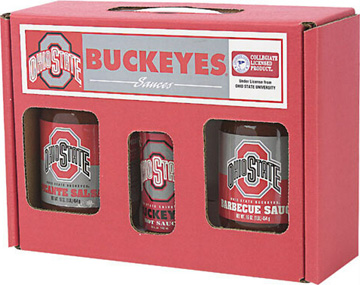 Ohio State Buckeyes Tailgate Party Pack