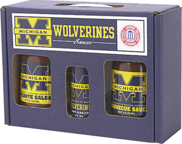 University of Michigan Wolverines Tailgate Party Pack