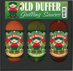 Old Duffer Golf Grilling Sauces